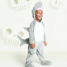 Shark Toddler Costume | 40 Cutest Store Bought Costumes for Kids!