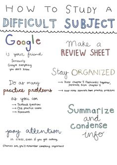 i know im not a traditional studyblr blog, but i am in univeristy and this is such an important info graph. hope this helps at least one person out :)