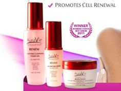 FREE TRIAL KIT FOR AURAVIE SKINCARE  Must pay S of $4.95