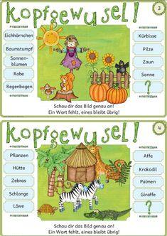 Primary School, First Grade, Board Games, Back To School, Kindergarten, Teacher, Education, Homeschooling, German Language