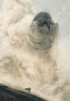 The Folio Society's beautifully illustrated edition of Frank Herbert's best-selling science fiction book - Dune. Illustrated by award-winning artist Sam Weber. Dune Series, Dune Frank Herbert, Dune Art, Concept Art World, Science Fiction Art, Pulp Fiction, The Dunes, Geek Art, Monsters