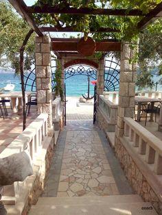 Restaurant Terrasa, Seget Donji, Croatia viajarporquesim.blogs.sapo.pt