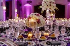 Sabrina and Patrick's Gorgeous Royal Purple Wedding in Coral Gables http://munaluchibridal.com/sabrina-and-patricks-gorgeous-royal-purple-wedding-in-coral-gables/ Find Your Perfect Vendor and Get Matched by Munaluchi! https://vendors.munaluchibridal.com/getmatched