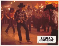 Urban Cowboy with John Travolta