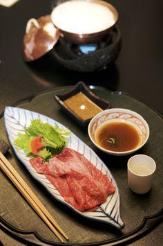 Hot pot japanilaisittain laadukkaista raaka-aineista. #Japan #Food
