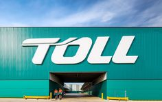 """Davidson's brand refresh for the iconic logistics company, Toll. This was a job of enormous scale and breadth, not only due to the sheer amount of applications, but also the physical size and grandeur of the subjects we were working with. It was a very exciting challenge for the team, which produced fantastic results.  The strategy behind the refresh was the idea of """"One Toll"""" which involved the consolidation of all the separate brands and identities to create one bold, new brand identity."""