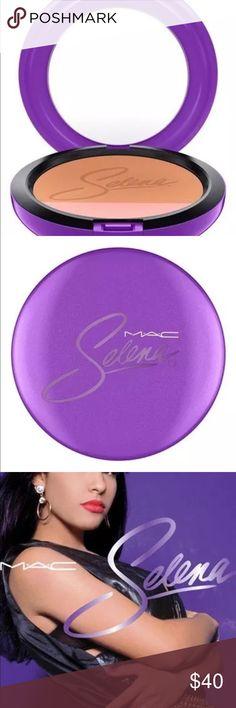 MAC Selena techno cumbia powder blush, NIB Brand new and never opened Sold out Duo MAC Cosmetics Makeup Blush