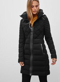 MACKAGE MICAH COAT - <p>A sleek down jacket togive winter the cold shoulder</p>