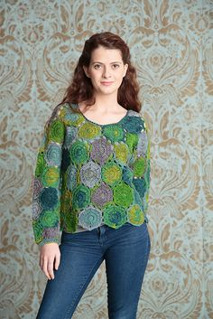 Ravelry: Maxime pattern by Kathy North $6.00
