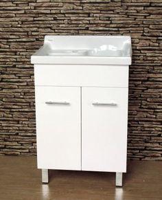 Ceramic Top Laundry Tub