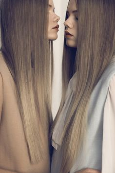 The Hoeper Twins have hair length, do you? Get it now with Remy Clips Hair Extensions. www.remyclips.com