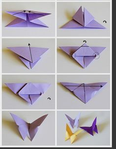 origami geldschein schmetterling video anleitung origami butterflies pinterest origami. Black Bedroom Furniture Sets. Home Design Ideas
