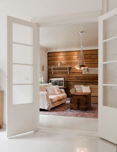 House In The Woods, Divider, Sweet Home, Interiors, Lifestyle, Space, Live, Room, Furniture