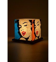 Shady Ideas Being Marilyn Table Lamp