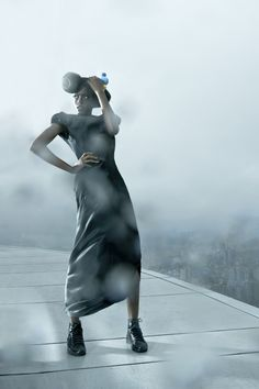 Alisha - Harnessed on the Macau Tower (EP10) (quit)