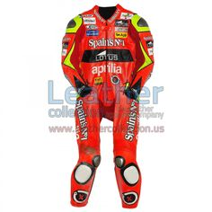 Jorge Lorenzo Aprilia GP 2007 Leather Suit - https://www.leathercollection.us/en-we/jorge-lorenzo-aprilia-gp-2007-leather-suit.html