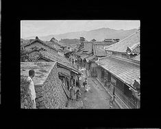 Japan in 1908 - Genthe Collection
