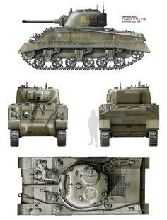 """M4A2 """"Sherman"""""""