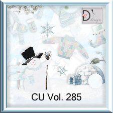 Vol. 285 - Winter - Christmas by Doudou's Design  cudigitals.com cu commercial scrap scrapbook digital graphics#digitalscrapbooking #photoshop #digiscrap