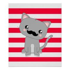 kawaii_cute_kitty_poster_choose_your_colour-rb0d5d491a6b041b98aa9b732fbb6ba1a_wvy_8byvr_324.jpg (324×324)