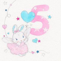 Leading Illustration & Publishing Agency based in London, New York & Marbella. Art Birthday, Happy Birthday, Art Drawings Sketches Simple, Kids Cards, Baby Boy, Bunny, New York, Kids Rugs, London