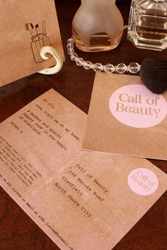 Call of Beauty is a small, local business which offers a range of boutique beauty services to their clients. They were after a postcard design that they could use to drop in local mailboxes in their area of business. The card was to give a brief idea of their location and treatment menu.  Design by Cheyney is a small business providing a range graphic design solutions. Cheyney is based in Auckland, New Zealand but creates artwork for a range of clients all over the world.