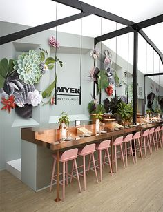 Myer | Super Botanica Marquee