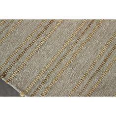 Tapete Kilim Indiano Lã e Fibra Natural 0,90 x 0,60m - Passie Tapetes e Decoração