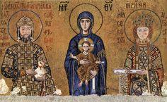 mosaicos bizantinos santa sofia - Buscar con Google