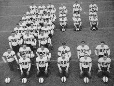 CMU Football 1953