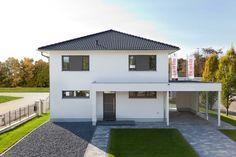 Eine Villa, die nicht nur durch tolle Einrichtung und ein unvergleichliches Design, sondern auch durch ein energieeffizientes Wohnkonzept besticht!