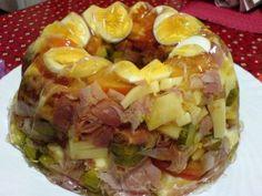 Aspic salato