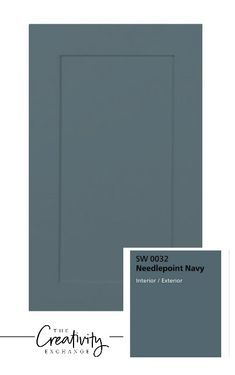 We're sharing 30 beautiful cabinet paint colors for kitchens and baths that are some of the most versatile and dependable colors out there. Indoor Paint Colors, Blue Gray Paint Colors, Paint Colors For Home, House Colors, Cabinet Paint Colors, Kitchen Paint Colors, Painting Kitchen Cabinets, Colors For Kitchen Cabinets, The Purple
