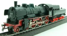 Märklin H0 - 3099 - Stoomlocomotief P8 38 1807 -1
