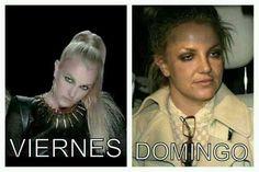Los mejores memes de Britney Spears en todo Internet