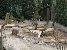 Beautiful Sun Montessori: Inspiration for outdoor environment
