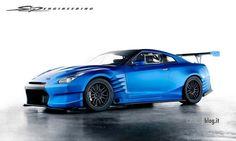 R's Tuning Nissan GT-R