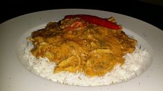 Portuguese-African Chicken in Coconut Sauce |