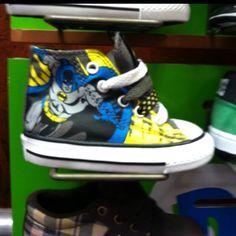 Sweet little boy shoes!