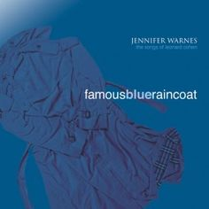 Jennifer Warnes Famous Blue Raincoat LP Vinil 180 Gramas Impex Records Bernie Grundman 2015 USA - Vinyl Gourmet