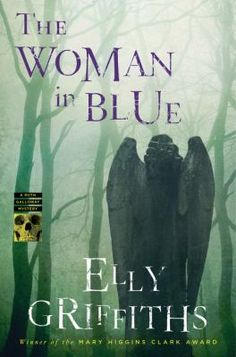 Cover image for The Woman in Blue