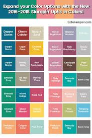 Image Result For Good Colour Schemes Stampin Up Color Combos