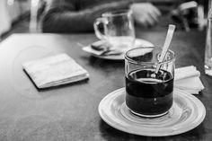Photo by Susanne Alfredsson - coffee, company, break, bw, break-time #cafe