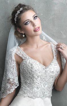 Allure C305 by Allure Bridals Couture
