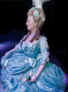 Marie-Antoinette au musée Grévin de Montréal