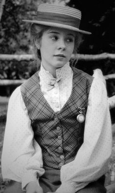 Anne Shirley from Anne of Green Gables. She made mistakes, but she learned from them. She really lived in every single moment of life. And she sure knew how to commit to something.