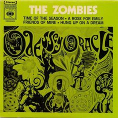The Zombies EP cover