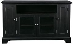 Home Style 5531-10 Bedford Entertainment Credenza, Black Home Styles http://www.amazon.com/dp/B003DL8K2I/ref=cm_sw_r_pi_dp_KJPCub0BVNB45