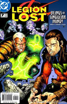 Legion Lost v1 07 (2000)