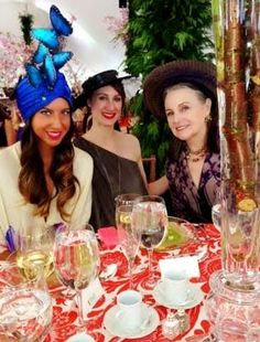 Couture Millinery Atelier. Anya Calienda. Lys Stevens · WOmen s HAts   HAving SOme FUn! 5f97a39ed6c